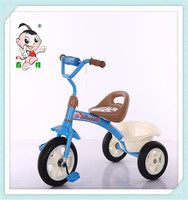 2016 new model tricycle kids bike with large shopping basket for 2-5 years old