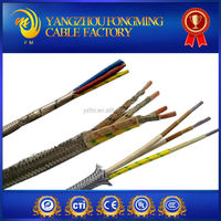 heating element shield electric cable 6 core cable