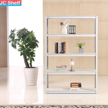 Metal Boltless Rivet Warehouse Stocking Shelves