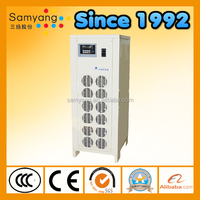 High frequency hard chrome electroplating power supply large cooling area high energy saving