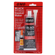 Quick Dry Black RTV Silicone Sealant/superglue