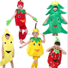Factory hot sale vegetable costume