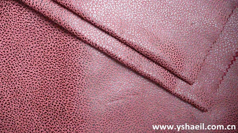 100% Poly Weft Suede Fabric for Sofa Set