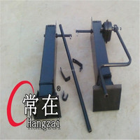 factory hot sale trailer truck landing gear leg with iso