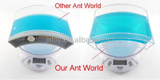 Ant farm ant world Net toys and gifts ant works Nutrition Gel
