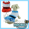 Silk Ceremonial Dress Dog Clothes