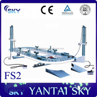 China SKY factory attractive/year 2016 hot sale/CE approved/ FS2 car dent repair tool/automobile workshop equipments