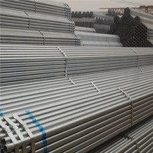In stock BS 1139 Construction material ASTM A53 schedule 40 galvanized steel pipe