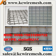 Factory!!!! KangChen concrete pre crimped sand sieving screen