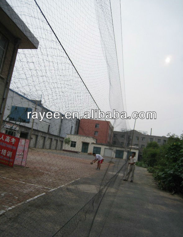 Nylon birds net For oil palm plantations Export to Malaysia, Thailand, Indonesia 4 -15pockets ,reti anti uccelli