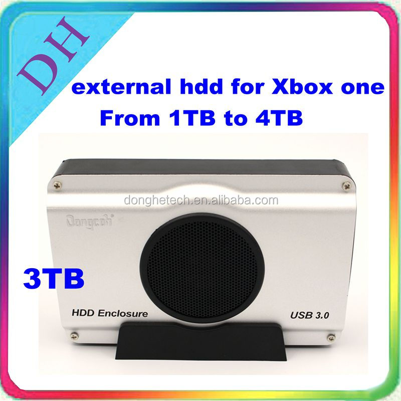 latest hard disk 3tb for Xbox one console/ external hard drive 3.5'' usb3.0
