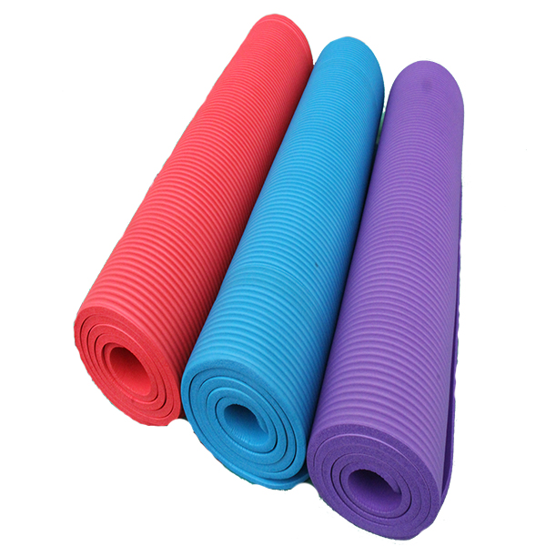 ECO-friendly material leader manufacturer anti slip NBR Yoga Mat