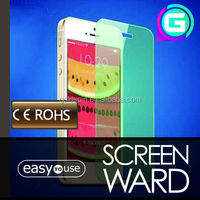 Mirror effect Colorful Tempered Glass Screen Protector For Ipone 4/4s