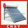2012 New Solar Water Heating System