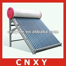 2012 New solar water heating system for home