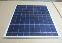 Customized Polycrystal solar panel 70w 60w 50w