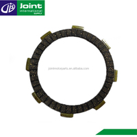 CG125 Motorcycle Friction Clutch Plate Price Clutch Disco De Embrague