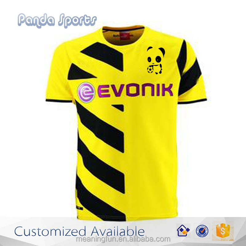 Latest jersey design Thailand Wholesale Clothing, Mens Soccer Jersey