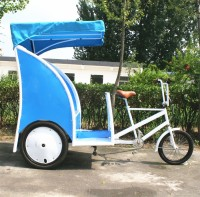 CE approved 3 wheel tricycle electric advertising pedicab