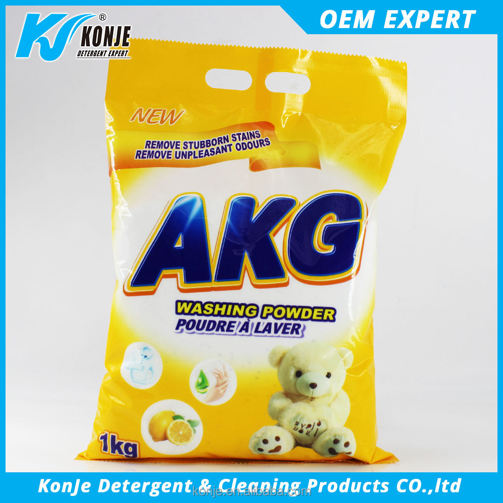 Powder soap/laundry powder/detergent powder factory