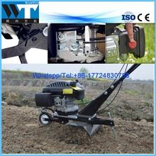 Micro tillage machine/weeding tillage ditching ridging machine rotary cultivator