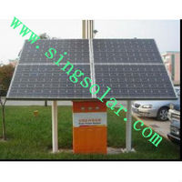 600W solar power DC and AC system solar power system hs code Portable