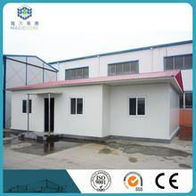 fast building flatpack office room of china mobile camp house