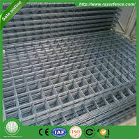 high quality burr-free Strong wear-resisting stainless steel galvanized welded wire mesh buy