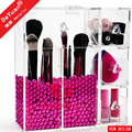 Plastic Makeup Organizer Brush Holder