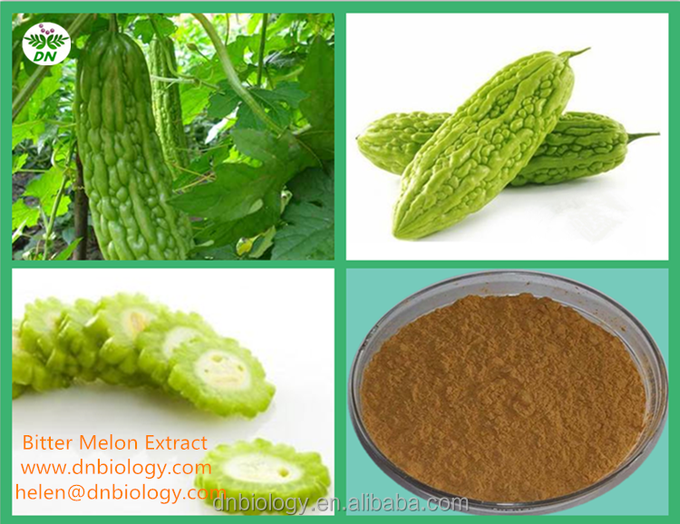The lowest price for 100% pure natural diabetes herb medicine Bitter Melon Extract