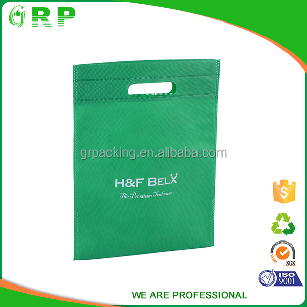 ISO/BSCI All color promotional durable non woven cloth bag