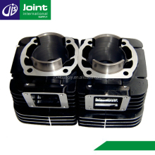 64mm*2 2 stroke 2 Cylinder Motorcycle Cylinder Block for Yamaha RD350