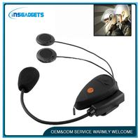 H0T629 High Quality Motorcycle Helmet Bluetooth Headset Support Hands Free Calling