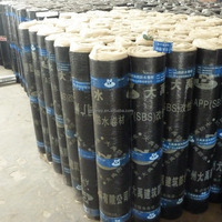 Factory Price Bitumen Tape Asphalt Tape Felt Tape for Roof