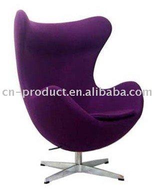 Tejido silla de huevo sillas para la sala de estar for Silla huevo precio