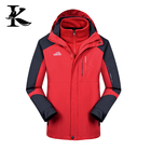 Super warm windproof jacket and waterproof jackets high quality