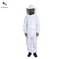 Multi sweet polyester Beekeeping protection jacket & pants, bee keeper kit(hat)