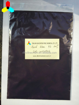 Acid Blue 93 100%(Acid Dye)Acid Ink Blue G 100%For Ink/Silk/Cotton