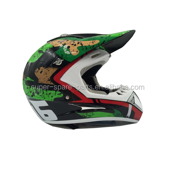 Full Face Cross Sports Helmet/helmet motorcycle motocross