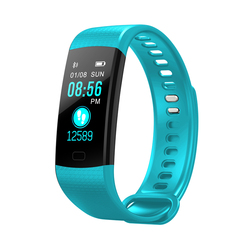 Colorful ID115 Smart Bracelet Y5 Wristband Color LCD Screen Blood Pressure Heart Rate Monitor smart fitness activity tracker