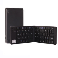 Universal Mini Wireless Bluetooth 3.0 Folding Keyboard for iPhone iPad iOS Android Smartphone Tablet Portable