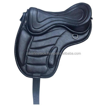 PU MOULDED Treeless Saddle