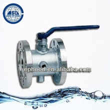 stainless steel steam jacket ball valve flange to flange dimensions