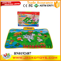 Wholesale musical baby playmat