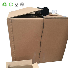 Refrigerator Packaging Corrugated Corrugated Carton Shipping Box