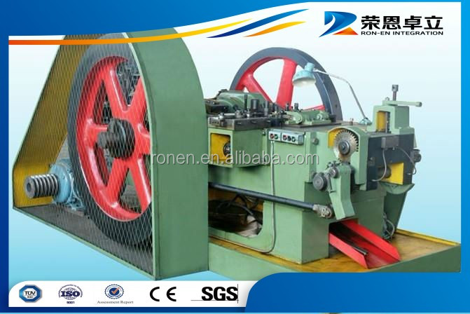 Automatic cold heading machine/bolt making machine/cold header machine for bolt ,bolt nut ,screw( cold heading machine-039)