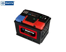 12V 60AH 24R factory supply automotive batteries