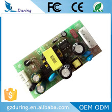 high quality OEM ODM open frame 15w led driver dc 5v power supply with CE ROHS