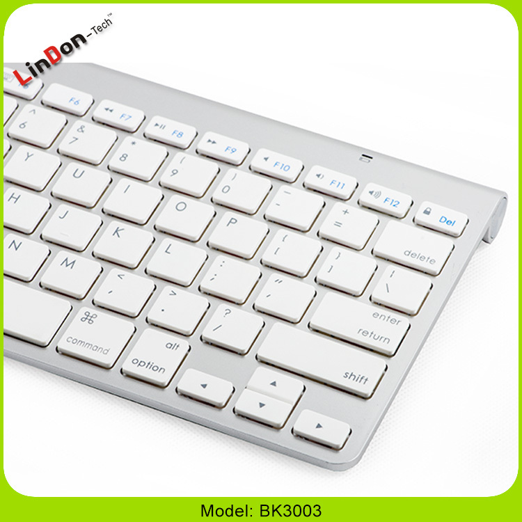 For Windows OS/Apple Mac/Android System Mini Slim Wireless Bluetooth Keyboard For Laptop BK3003