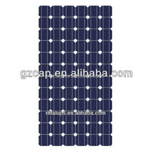 import-export solar panel pv 100w 150w 200w 250w 300w 18v 36v with CE certification